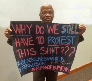 Why Still Protesting en