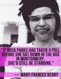 Rosa Parks Poll